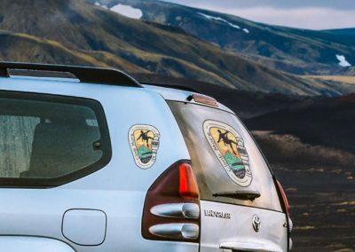 Outdoor Adventure Logos / Badges