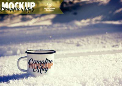 Eanamel Mug Mockup Bundle