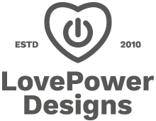 lovepowerdesigns.com