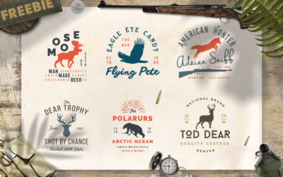 Free Wild Animals Logo Templates