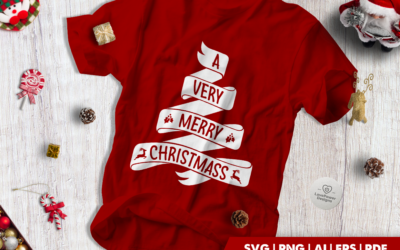 Christmas SVG | Merry Christmas SVG | Christmas Quote SVG