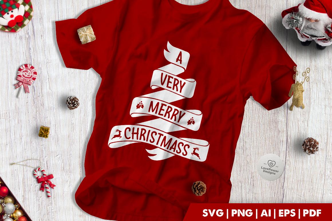 Christmas SVG | Merry Christmas SVG | Christmas Quote SVG