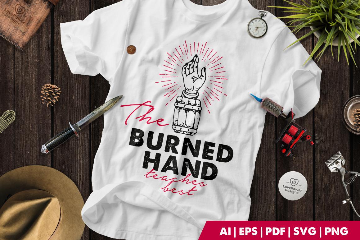 Halloween Tshirt | Tattoo T-shirt | Tattoo svg | Barrel Hand