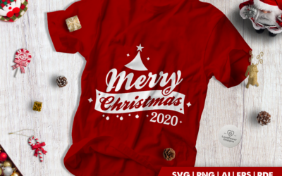 Christmas SVG | Merry Christmas 2020 SVG | Christmas Quote