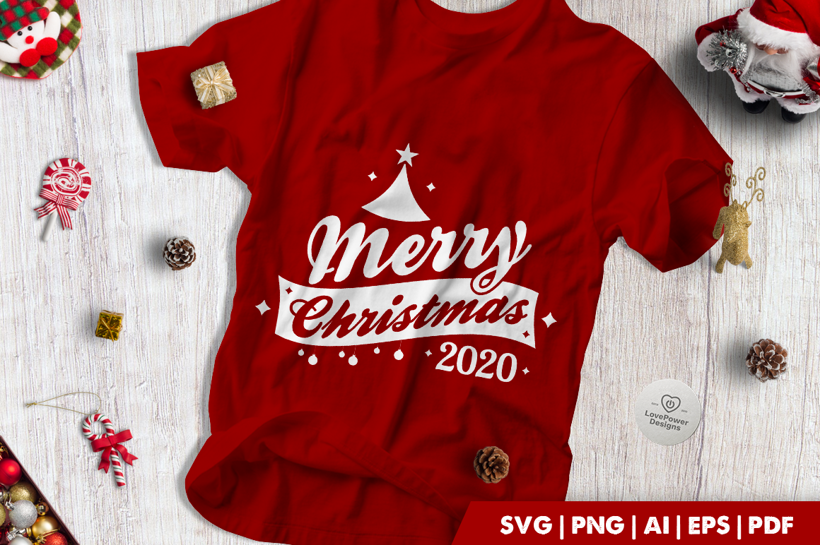 Christmas SVG | Merry Christmas 2020 SVG