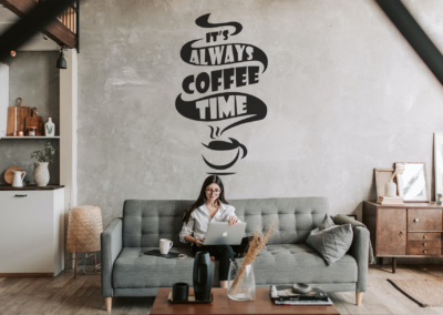 Coffee SVG   Its Always Coffee Time SVG   Coffee Quotes SVG